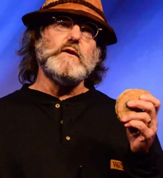 Paul Stamets – How Mushrooms Can Save You and (Perhaps) the World