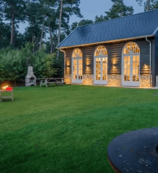 Explore a magic mushroom retreat